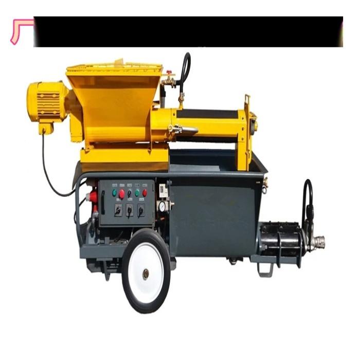 喷干粉砂浆的机器德式进口喷涂机30061682