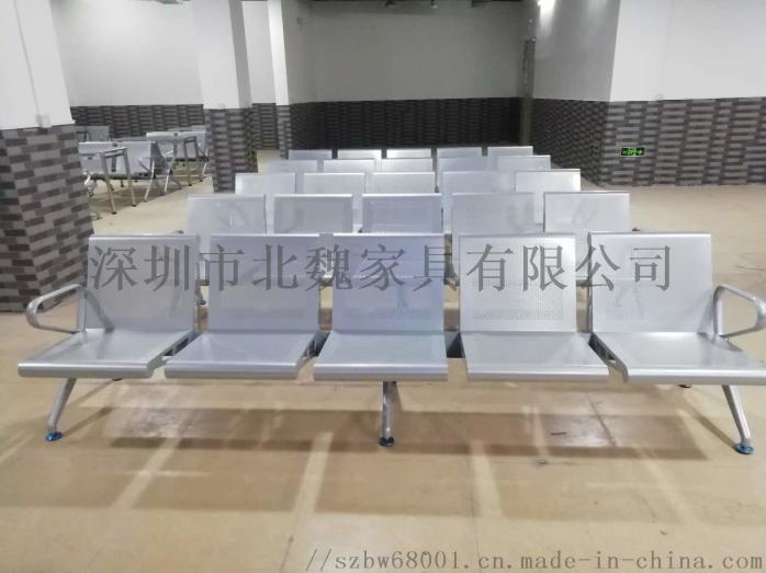 供应广州客运站多人位加皮垫排椅136964205