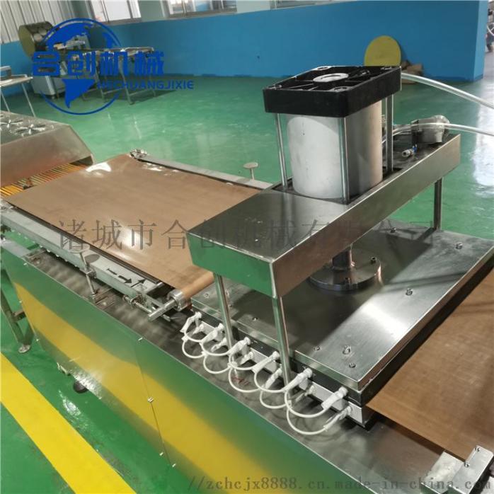 潍坊烙馍机 东北春饼机 小型烙馍机定制厂家874137612