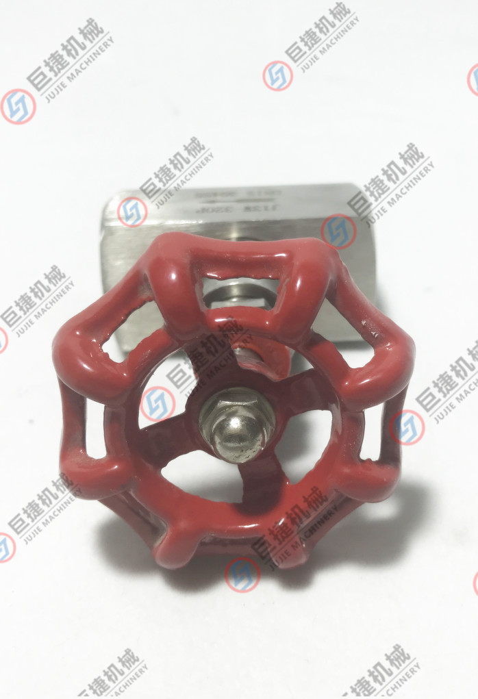 江苏用户  针型截止阀 J13W不锈钢内螺纹截止阀38964245