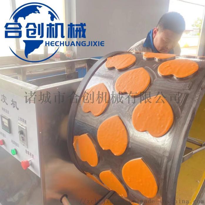 电加热蛋皮机 榴莲千层蛋糕皮机 全自动蛋皮机138603832