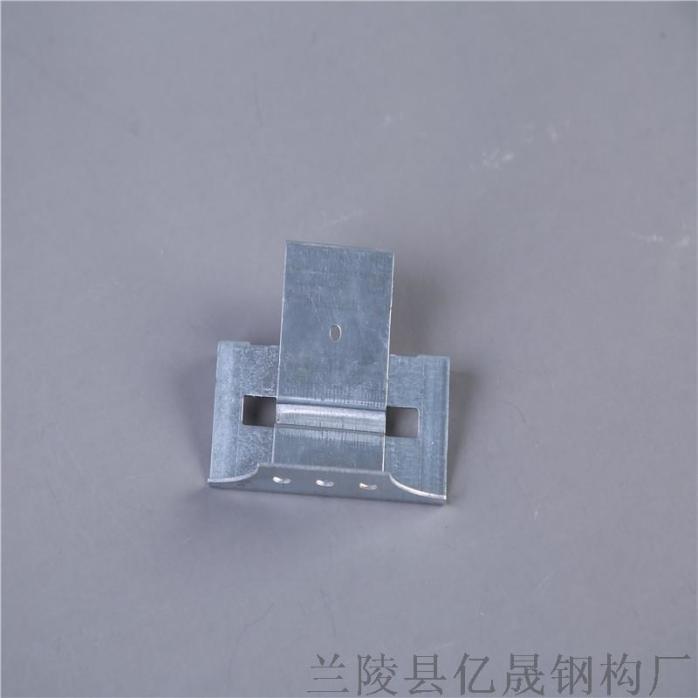 470彩钢瓦角驰暗扣滑动支架原厂发货138076722