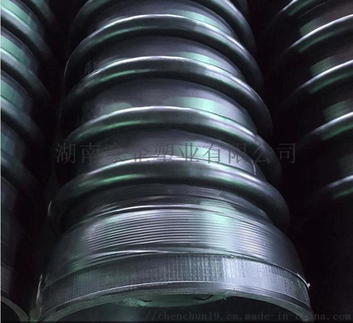 湖南中财克拉管中财B型克拉管增强螺旋管现货138191115