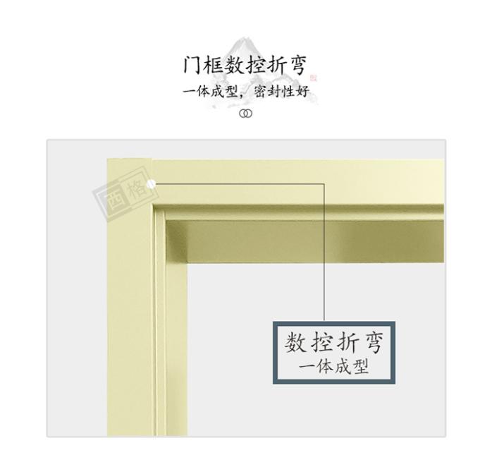 钢质康养中心门-Y82米黄-单开门(带亮窗)_08.jpg