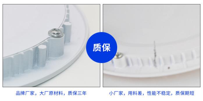 深圳面板灯厂家供应商场专用6寸12W圆形面板灯139068975
