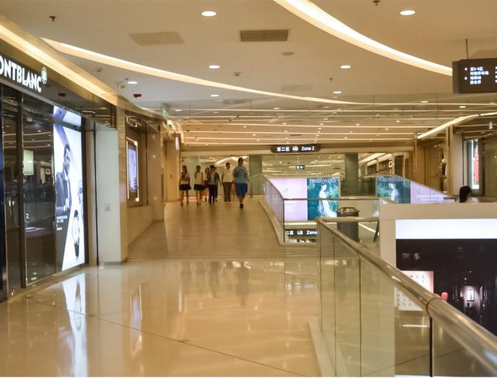 深圳面板灯厂家供应商场专用6寸12W圆形面板灯139068995