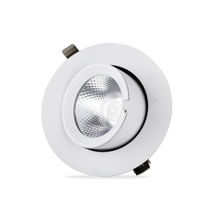 35W LED象鼻燈 大功率天花燈 酒店射燈917504605