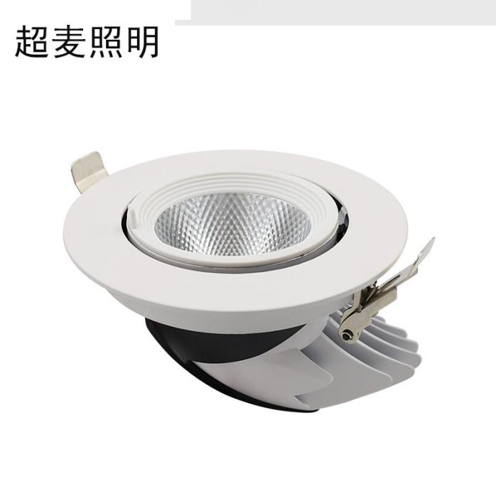 35W LED象鼻燈 大功率天花燈 酒店射燈917504595