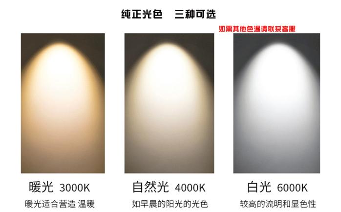 COB轨道灯导轨灯 窗帘家具展厅服装店LED射灯141053125