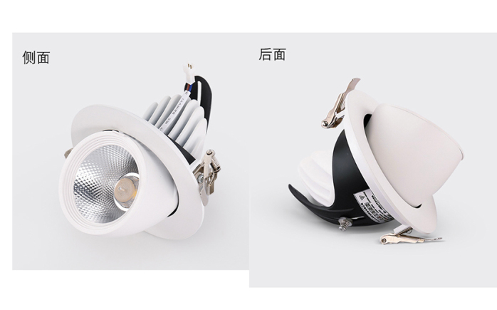 35W LED象鼻燈 大功率天花燈 酒店射燈140899785