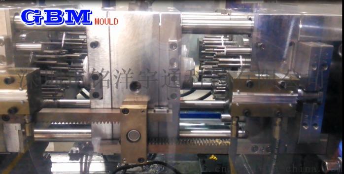 深圳精密模具厂高效全自动注塑量产供应商叠层模具919365675