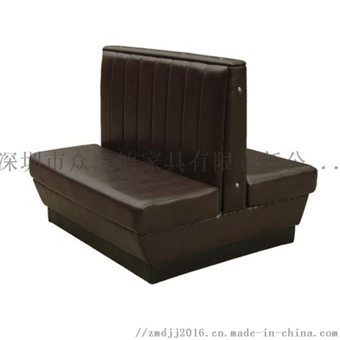 防火板卡座沙發,餐廳沙發訂製,飯店卡座沙發訂造917741775
