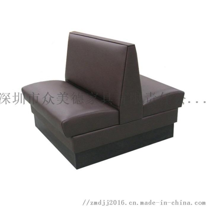 防火板卡座沙發,餐廳沙發訂製,飯店卡座沙發訂造917741755