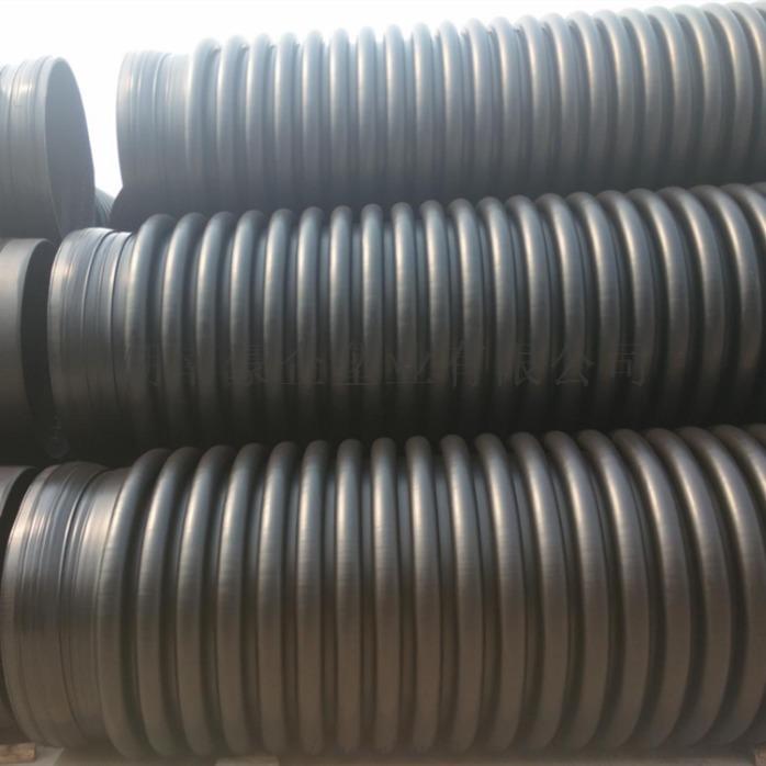 湖南蓝山B型克拉管克拉管增强缠绕管B型管现货138526425