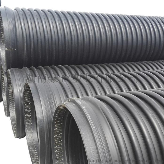湖南蓝山B型克拉管克拉管增强缠绕管B型管现货138526435