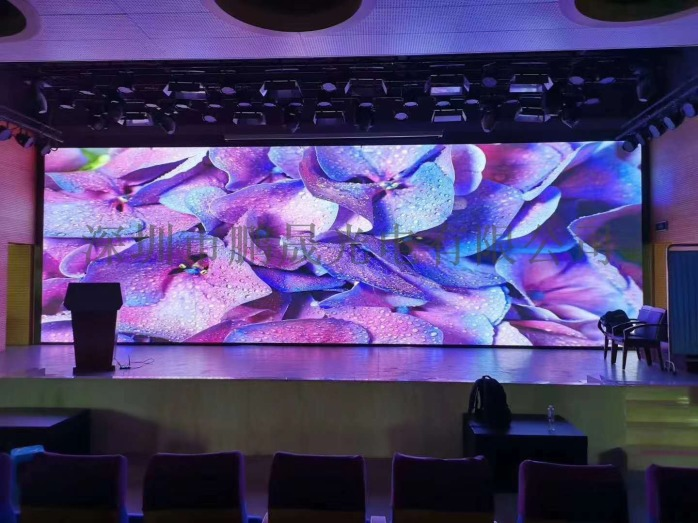 监控中心安装室内P1.875  清LED显示屏921598865