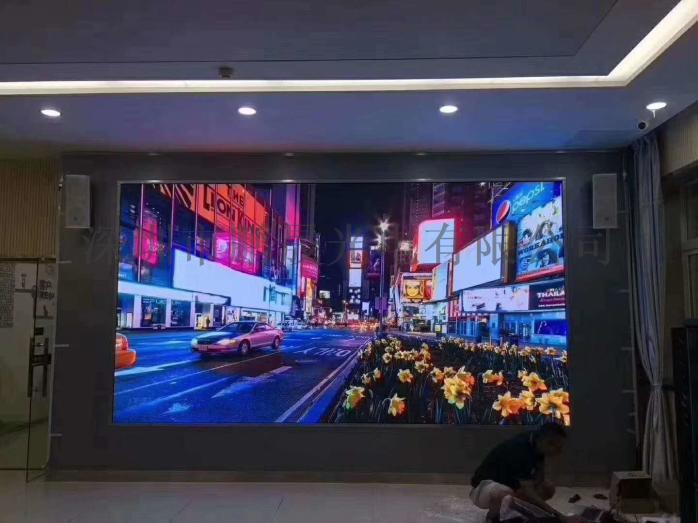 酒店宴会大厅装一块P3LED显示屏观看距离是3米922867025