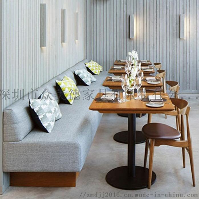 西餐沙发定做,餐饮店沙发,茶餐厅沙发卡座加工厂920616065