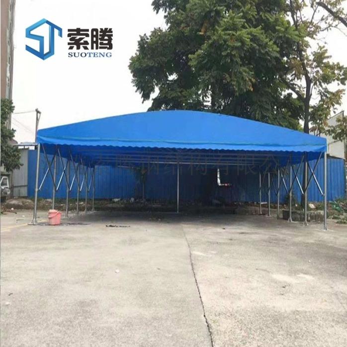 三门峡义马市物流停车篷移动推拉帐篷停车雨棚厂家促销929446975