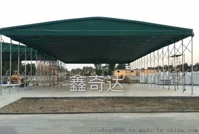 成都温江区定制户外遮阳篷 电动伸缩雨篷 推拉雨篷934743455