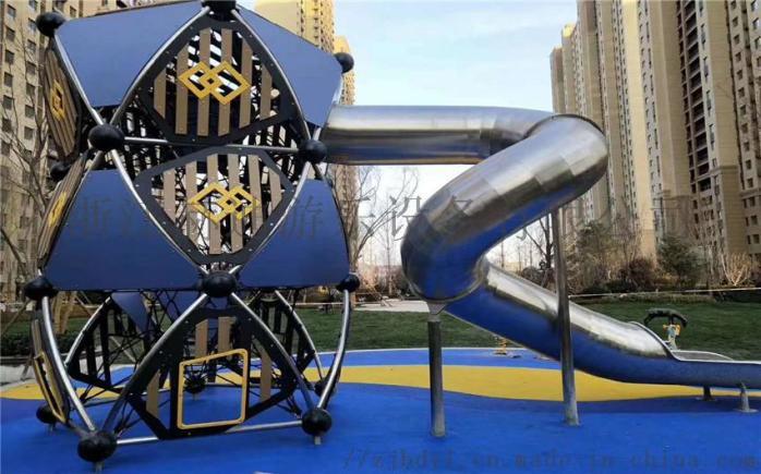 户外小区广场非标游乐设备 户外组合滑梯 幼儿园设施147896455