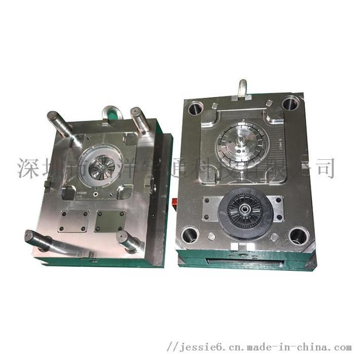 金属注塑包胶二次成型 精密立式注塑模具制造商143785515