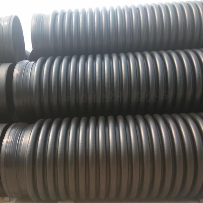 湖南长沙克拉管B型结构壁增强缠绕管的安装流程941079165