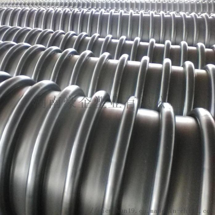 湖南长沙克拉管B型结构壁增强缠绕管的安装流程941079195
