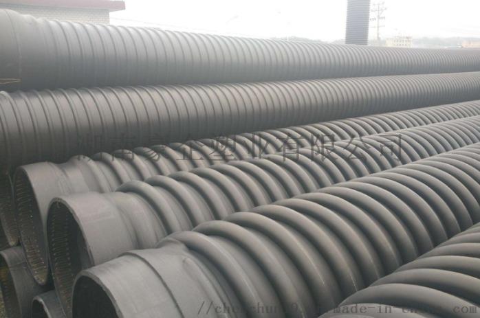 湖南长沙克拉管B型结构壁增强缠绕管的安装流程941079185