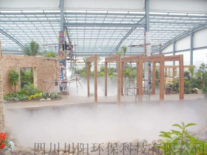 城市景观造雾,园林绿化美化雾森系统906319815