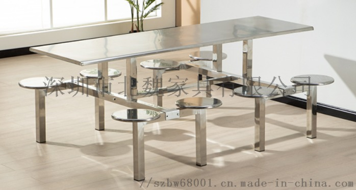 广东深圳不锈钢快餐桌椅生产厂家151051625