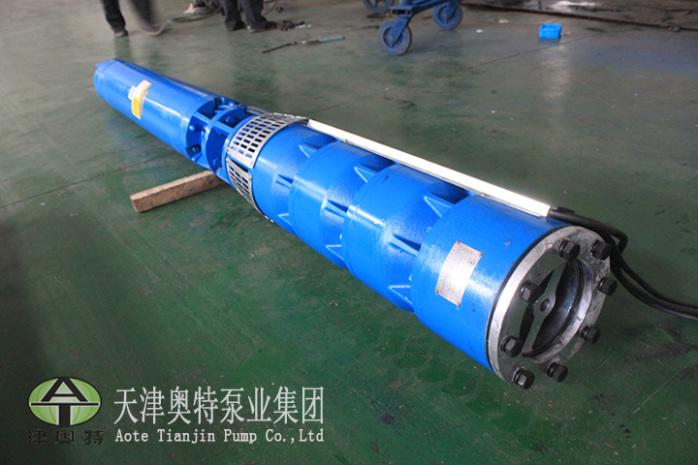 140吨流量DN125电机外径热水潜水泵厂家联系方式\400米扬程热水潜水泵直销54459315