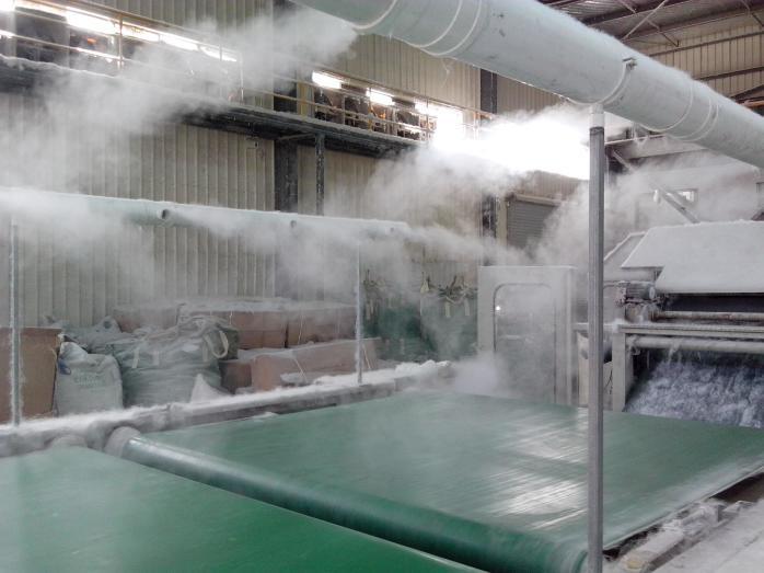 纺织厂增湿机,纺织车间加湿系统956888205