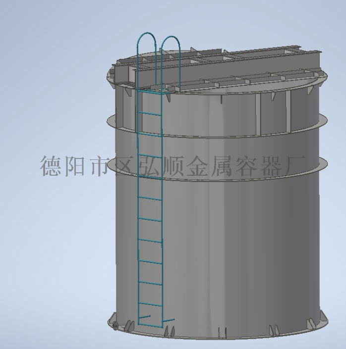 四川304立式不锈钢油罐厂家15282819575966455395