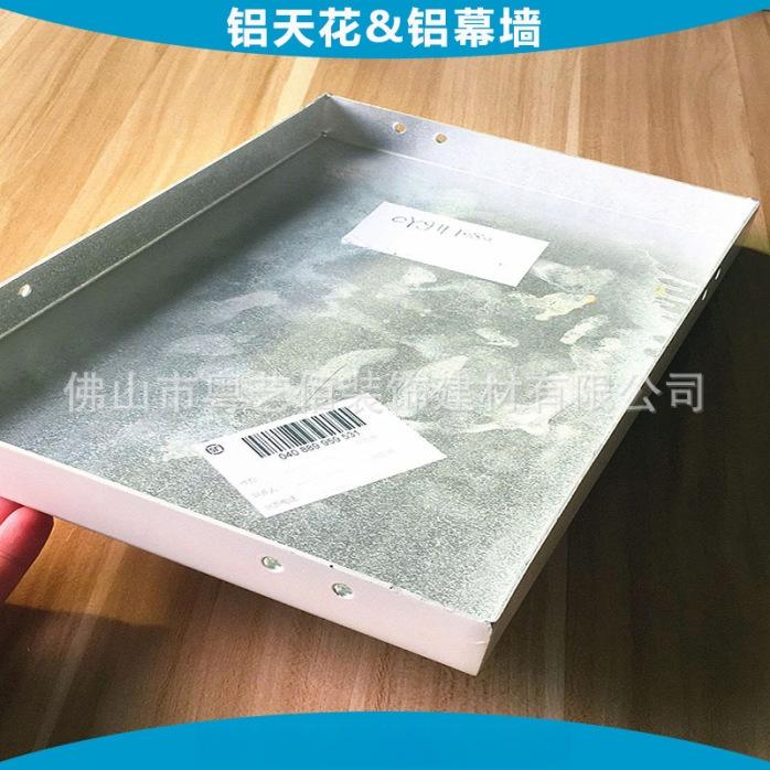 铝单板-白色 碳漆铝单板 (1)