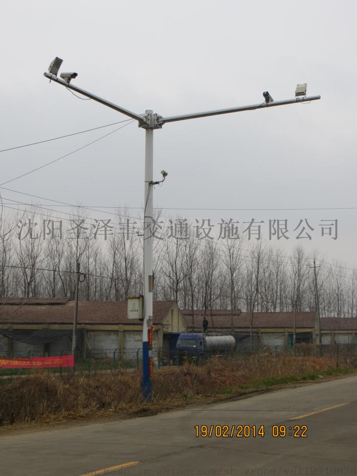瀋陽監控立杆杆,瀋陽監控杆廠家,瀋陽八棱杆廠家736993592