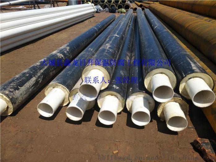 聚氨酯直埋保溫管 直埋式預製保溫管 聚氨酯發泡保溫管DN500731856912