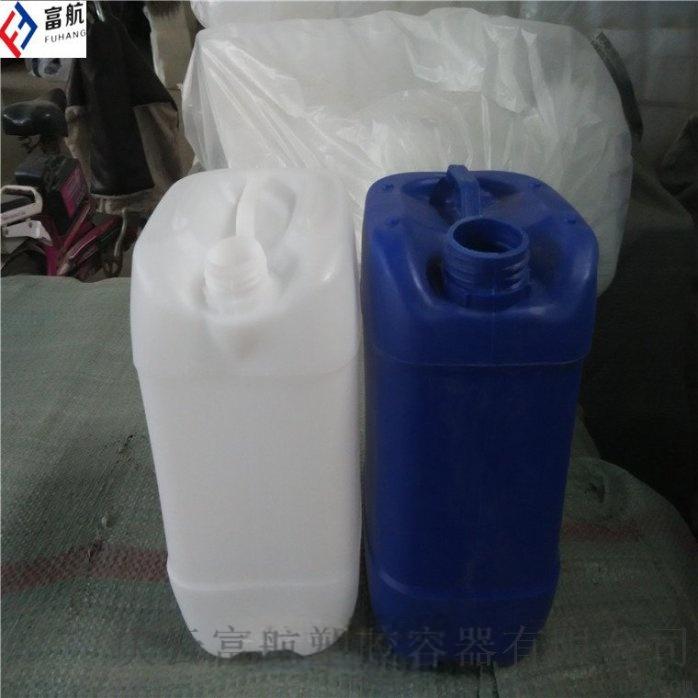 慶雲25升堆碼塑料桶 20L白色化工桶42317472