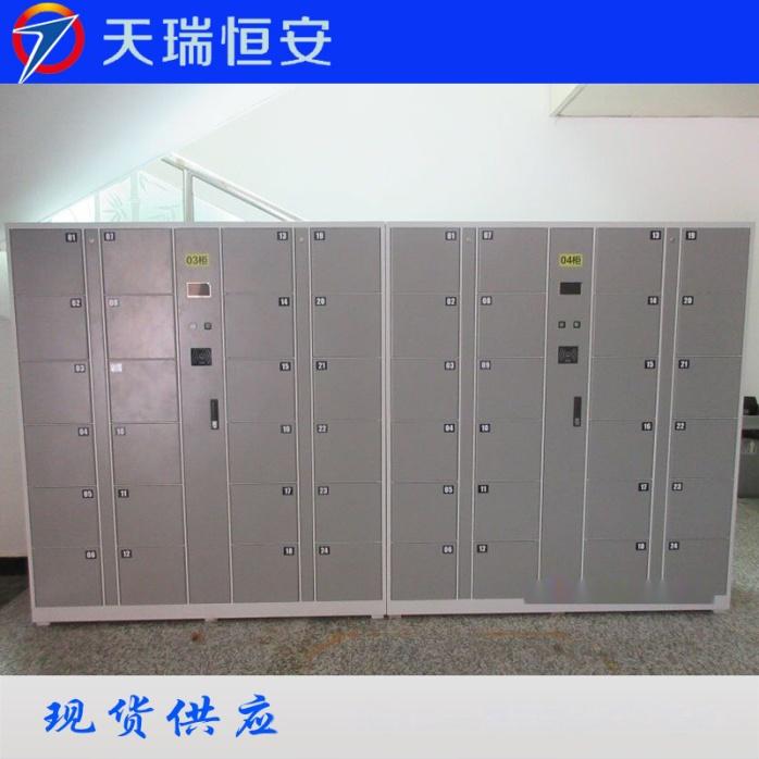 西安航空技术学院图书馆 刷卡型智能储物柜.jpg