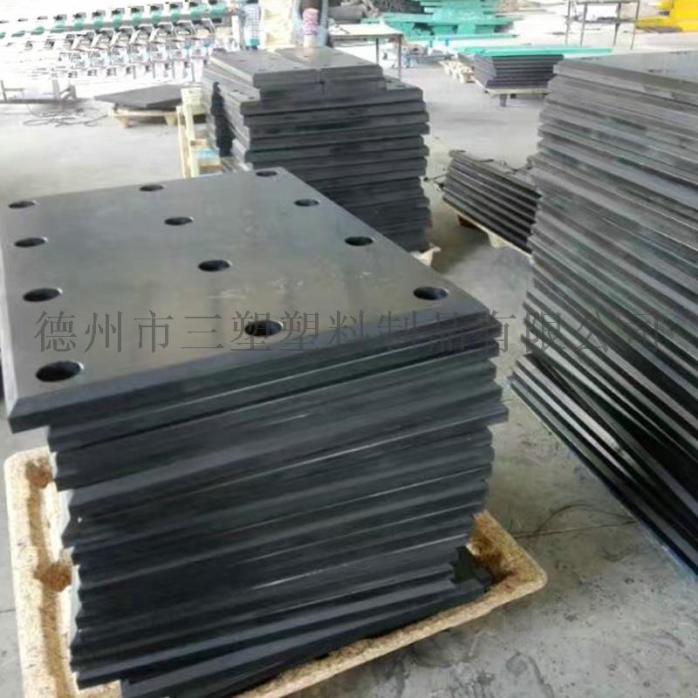 耐磨阻燃煤仓衬板 upe塑料挡煤板厂家756110122