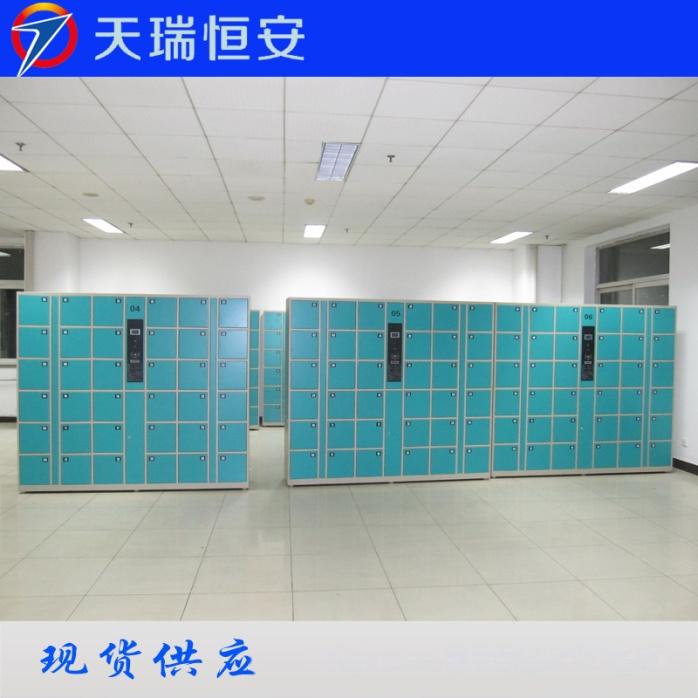 华北电力大学保定校区-刷卡+条码智能电子储物柜案例.jpg