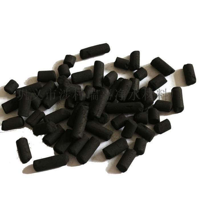 850碘柱状煤质活性炭 净气煤质活性炭57731462