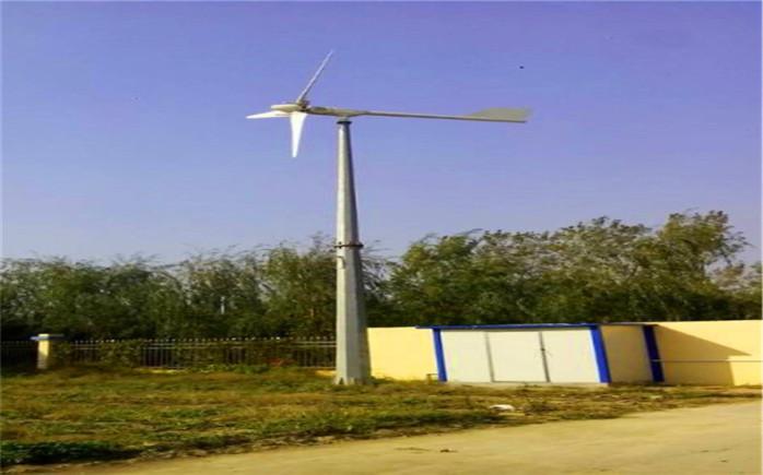 厂家直销5kw家用低风速小型风力发电机风光互补路灯,分布式太阳能发电26527852