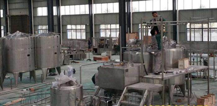 蓝莓果酒生产线-中型果酒生产线工艺流程58257972