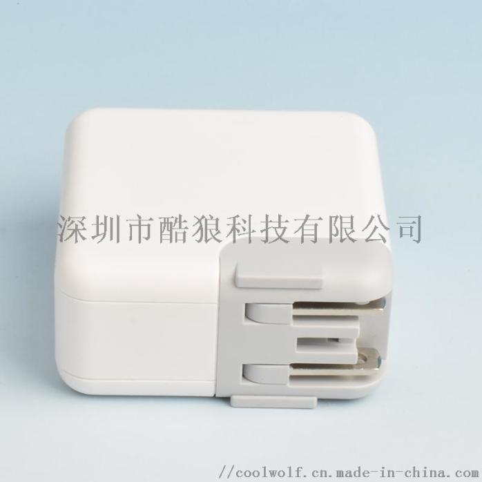 5V4.8A 四USB美規智慧手機充電器761895752