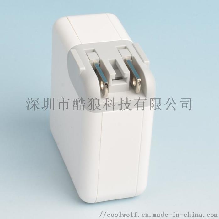 5V4.8A 四USB美規智慧手機充電器761895762