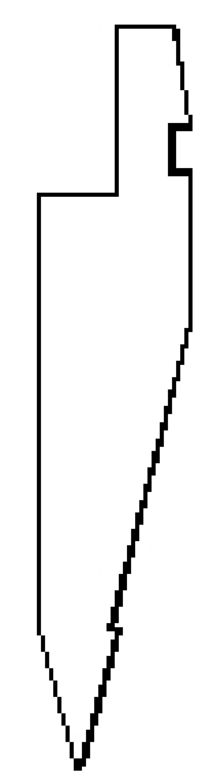 锐角直刀210(21080)