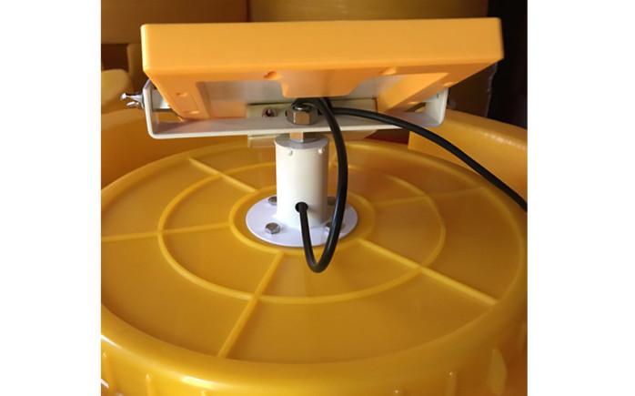 LED太陽能塑料桶