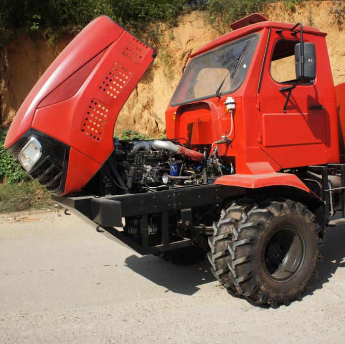 農用四驅鉸接式轉向運輸型拖拉機59216112