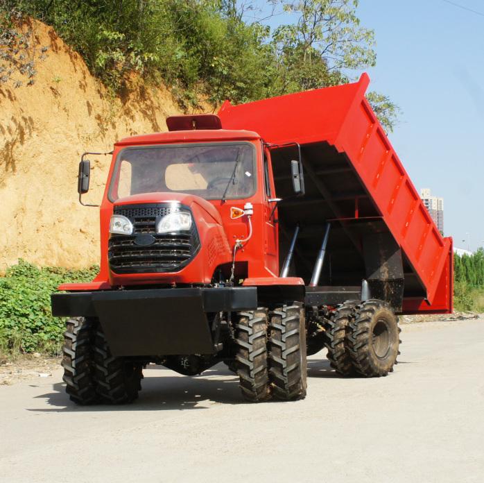 農用四驅鉸接式轉向運輸型拖拉機59216132